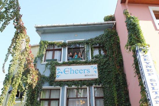 Cheers Hostel: Cheers