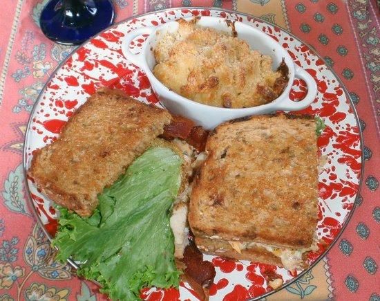 Stone Soup Market & Cafe : Smokin' Turkey sandwich was my favorite.