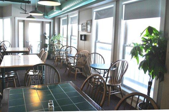 Blue Moon Cafe: Cafe