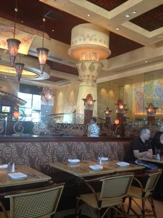 The Cheesecake Factory: cheesecake factory