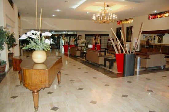 Real de Minas de San Luis: Lobby