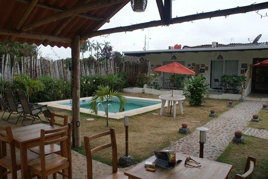 Pedasito Hotel: Pool Area