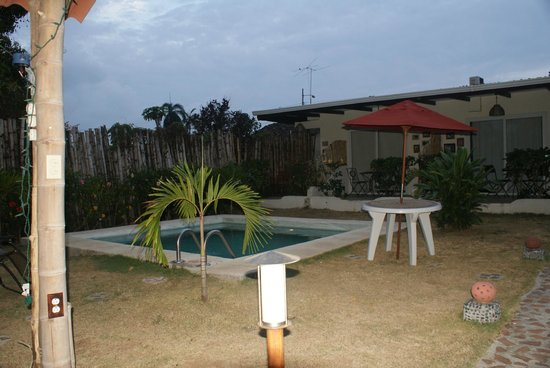 Pedasito Hotel : Pool area
