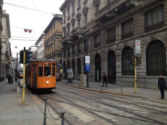 Locanda Duomo: Just 5 minutes walk to Duomo!
