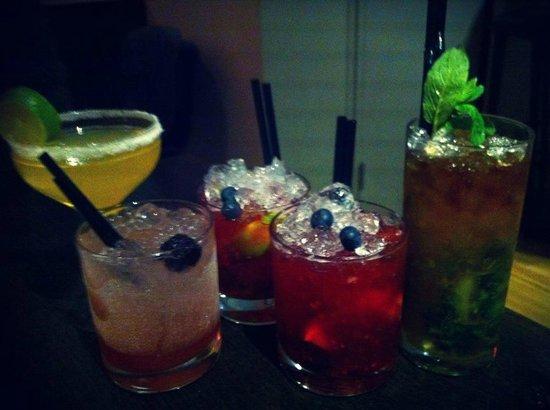 Rocksalt Bar: Cocktails