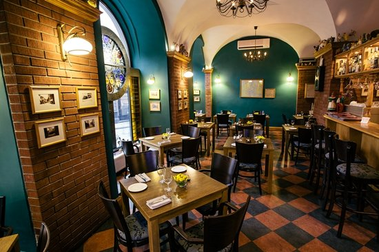 Bar & Restaurant Petergailis: inside views