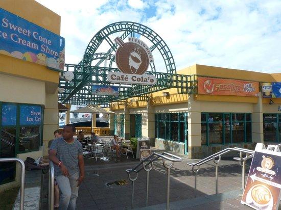 Cafe Puerto Rico San Juan Reviews