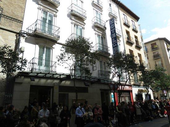هوتل سوس: Hotel