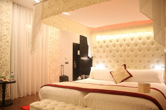 IBEROSTAR Grand Hotel Budapest: Bed