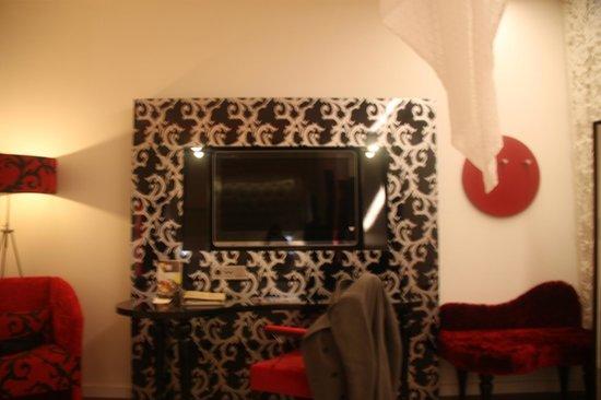Iberostar Grand Hotel Budapest: TV