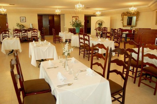 Real de Minas de San Luis : Restaurante Alcatraces