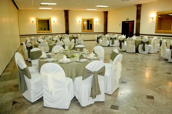Real de Minas de San Luis : Salones para Eventos Sociales