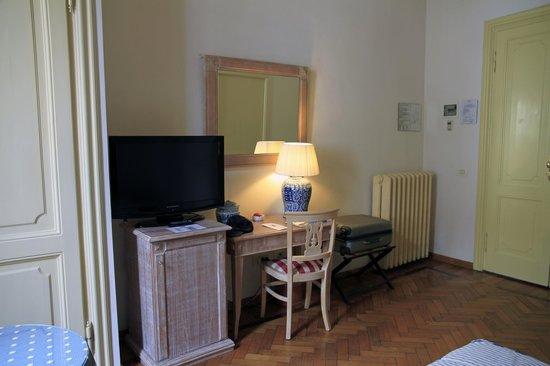 Palazzo Ruspoli: la nostra camera