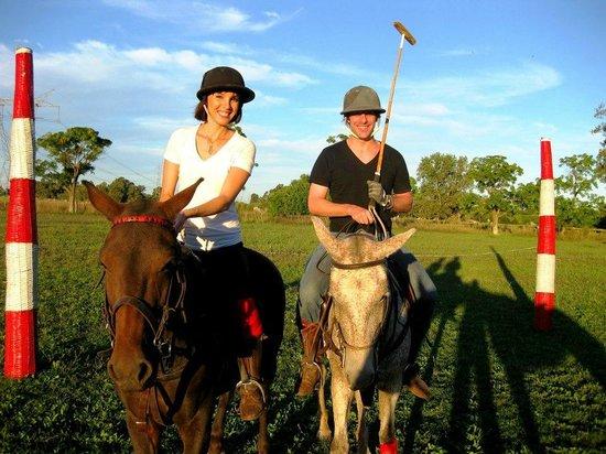 Canuelas, Argentina: - Colin & Erika 2013 -
