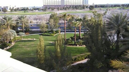 JW Marriott Las Vegas Resort, Spa & Golf: view from room 5158