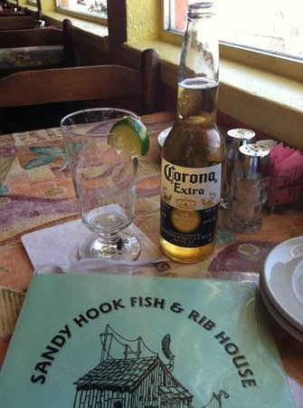 Sandy Hook Fish and Rib House: casual dining...at its finest!