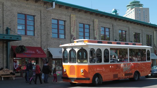 ‪Winnipeg Trolley Company‬