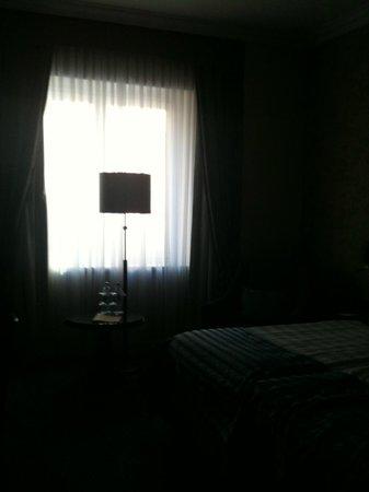 Steigenberger Frankfurter Hof: chambre