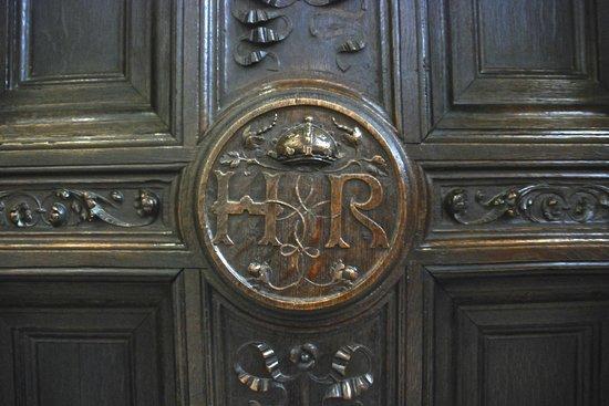 King's College Chapel: Henry (VIII) Regent
