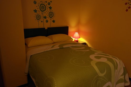 Chillout Flat Bed & Breakfast: Ganesha room