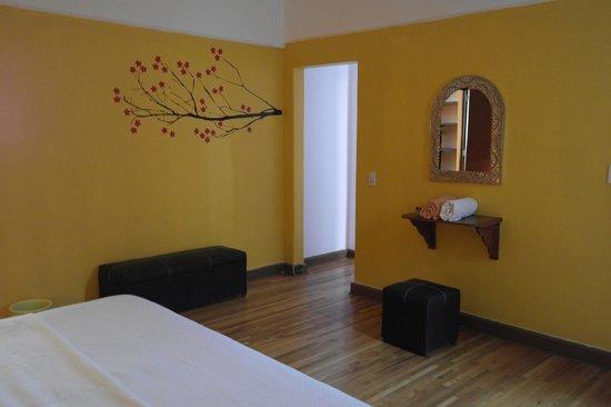 Chillout Flat Bed & Breakfast: Satsanga room