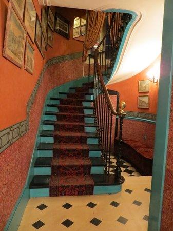 Hotel de Nice: Entery