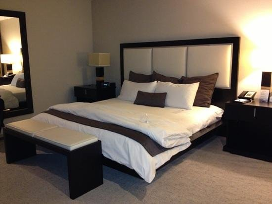 Provident Doral at The Blue Miami: the bed