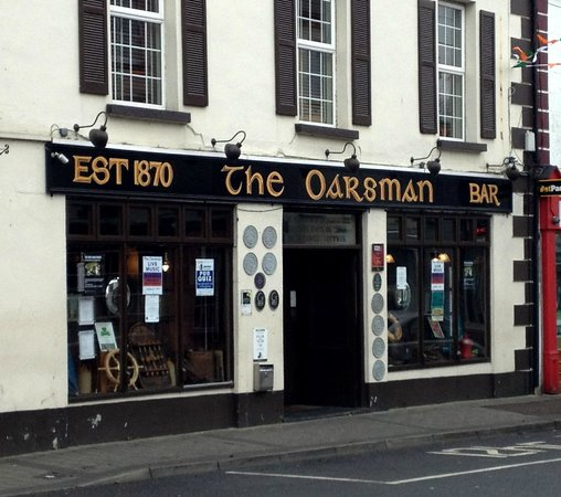 The Oarsman : Exterior view