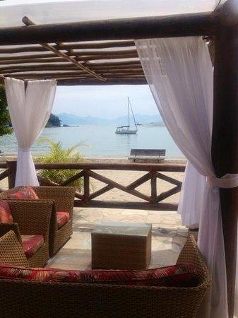 Pousada Recreio da Praia : Restaurante