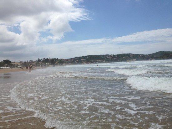 Pousada Dos Gravatas : Geriba beach