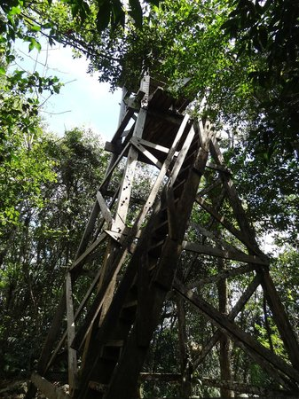 St. Herman's Cave: Lookout Tower