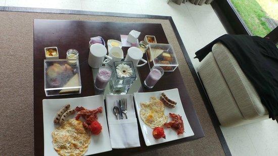 Fusion Maia Da Nang: breakfast