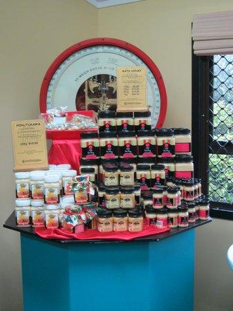 Huka Honey Hive: Honey