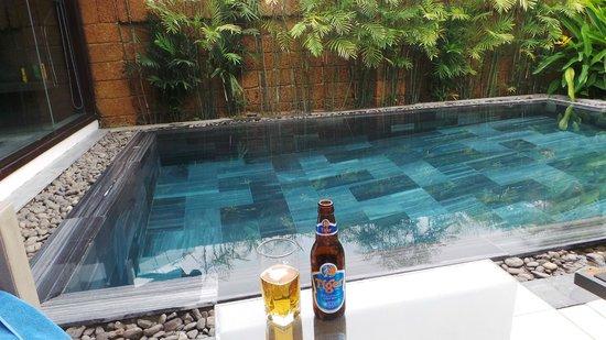 Fusion Maia Da Nang: private pool