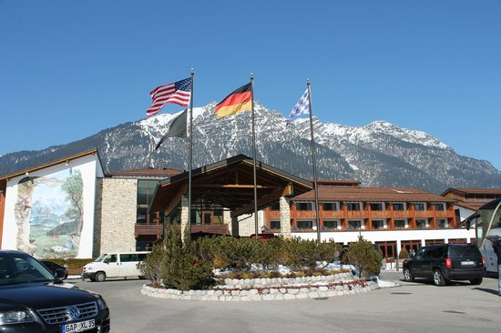 Hotel Edelweiss Garmisch Lodge And Resort
