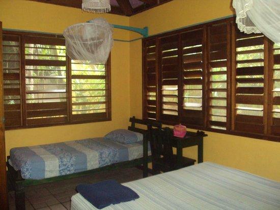 Hotel Guarana : camera