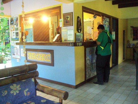 Hotel Guarana : ingresso