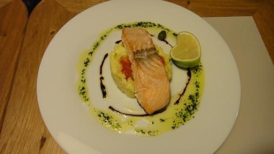 Vesela husa: Salmon
