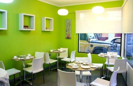 Hotel Terra: Cafeteria