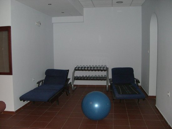 Rachev Residence: Spa area