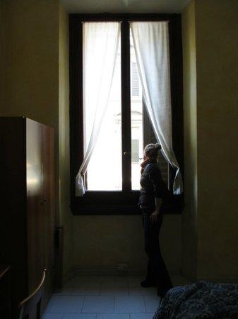 Lombardi Hotel: Номер