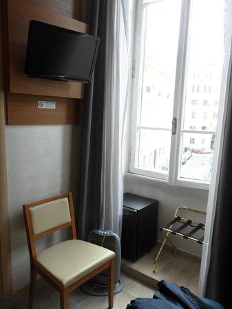 Collina Suites: Vista