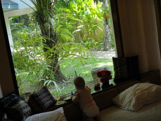 Krabi Resort: Вид из номера