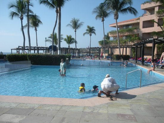 Barcelo Huatulco: The kids Pool
