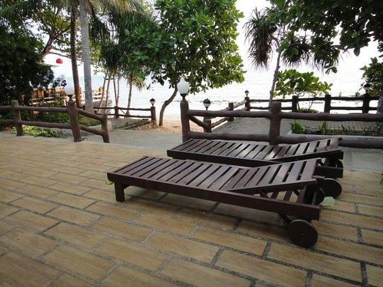Krabi Resort: На берегу
