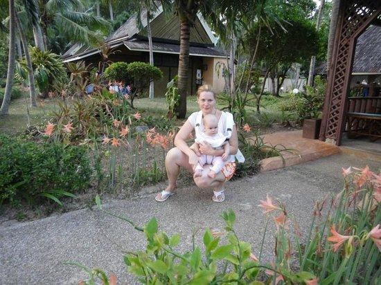 Krabi Resort: На территории