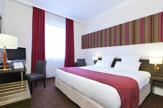 Hotel Paris Boulogne : Chambre double Hôtel Kyriad Prestige Boulogne Billancourt