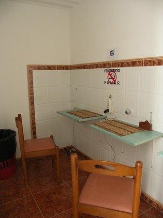 Apartamentos La Fonda: internetroom