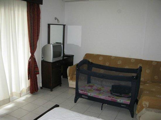 Naias Hotel : room 2