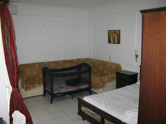Naias Hotel : room 1